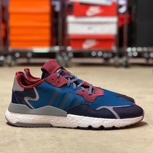 Adidas Nite Jogger Mens Runners NEW Multi Sizes